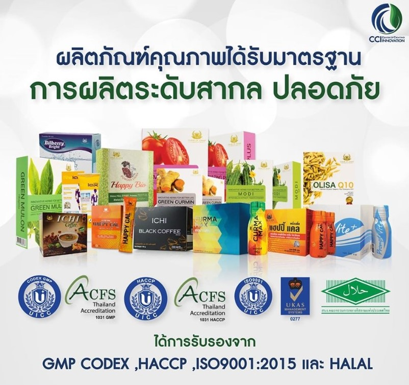 cci product ichi